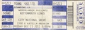 My Standing Ticket ($25.00)