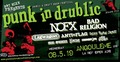 Punk In Drublic flyer