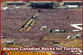 The Largest concert in North American history!