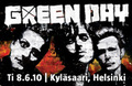 Image - Green Day Joan Jett & The Blackhearts The Hives21st Century Breakdown Tour : Kalasatama, Kyläsaari 2010