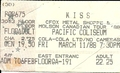 Image - Kiss AnthraxMolson Canadian Tour '88 : Pacific Coliseum 1988