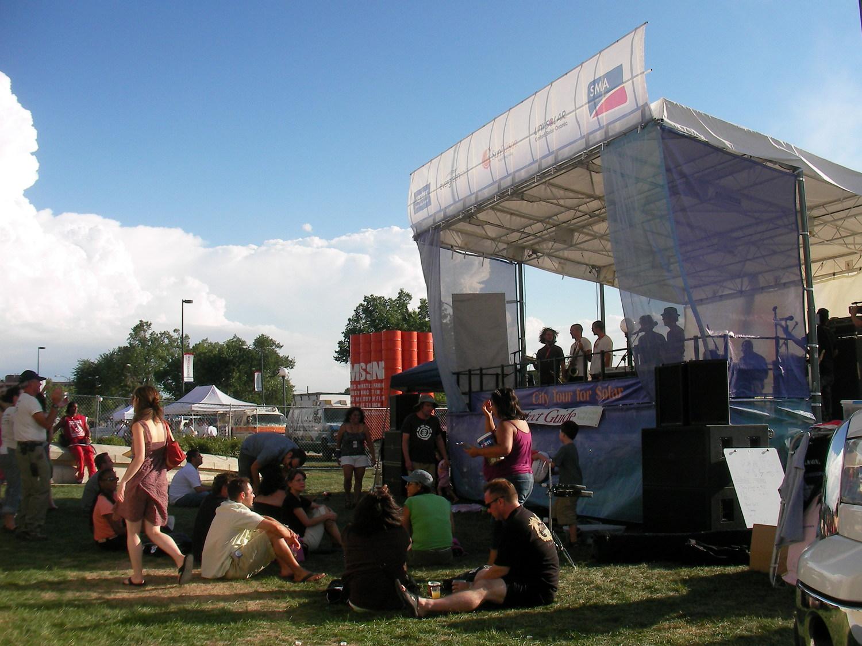 Pictures & DNC Green Frontier Fest : The Peopleu0027s Party - Sculpture Park ...